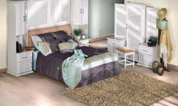 3 Year old Majestic Bedroom Suite in good condition for