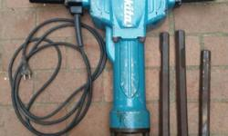 Makita breaker for sale. Was used for a project at