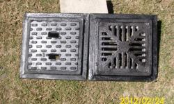 Polymer Concrete Manhole Covers and frames. SABS