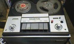 marconiphone twin track tape recorder model 4214