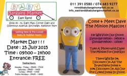 Market Day ! ! ! Date: 25 July 2015 Time:09h00 � 14h00