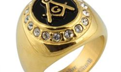 Masonic Ring . New . 072-330-9727 John
