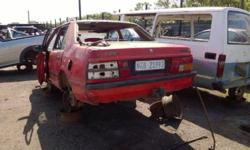 Zululand Used Spares Now stripping parts from this