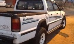 Mazda Magnum double cab for sale, mechanically