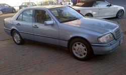 MERCEDES BENZ C280 1996 AUTOMATIC ELECTRIC WINDOWS