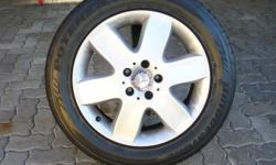 "Mercedes Benz 17"" Viano wheels, fits on Vito too in"