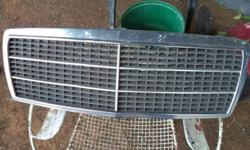 Mercedes benz w202 front grill, good condition,