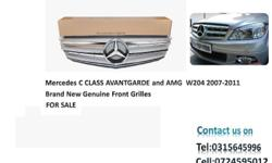 Specialising Mercedes Benz New Body parts . 07-11