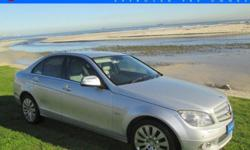 MERCEDES C 180 KOMPRESSOR  Blue- EFFICIENCY Auto 2009