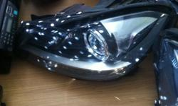 W204 xenon headlight complete ,