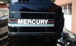Mercury 200hp 2.4 Litre in very good condition, all
