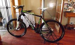 Soort: Bicycle 2008 Merida Matts TFS for sale Comes