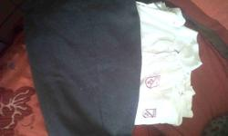 I have the following Merryvale school clothing for sale