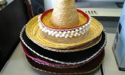 Want to liven up a party? Hire our Sambrero for only