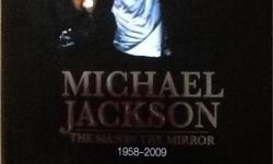 Michael Jackson Man in the mirror signed by Nelson