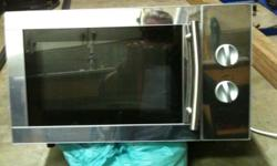 Microwave for repair or spares, not working,selection
