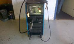 Unimig welder 220volt , 200amps, fully digital,complete