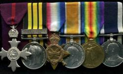 Researcher and collector looking for war medals to