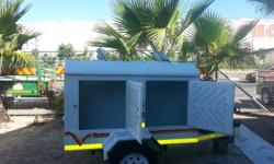 Milnerton Trailer Hire is a well established business