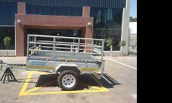We are a Cape Town based trailer hire company that