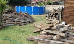 Beskrywing Soort: Decor Mine sleepers for sale. A Grade
