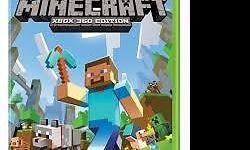 I have Minecraft. It's brand new,unused and in
