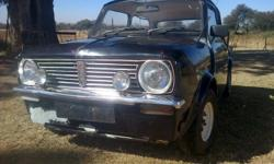 Mini Clubman 1275 with papers and up to date license.