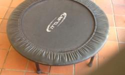 This mini Trojan 38in. Trampoline in excellent