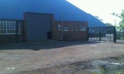 168 sm Warehouse plus 112 sm Office for rent @ R35 psm