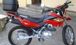 2013 Honda Hardly ever used Only 186 kms Bike still new