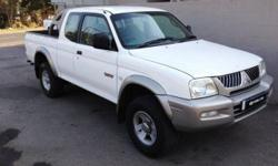 FANTASTIC BAKKIE IN GOOD CONDITION WITH LOTS OF POWER.