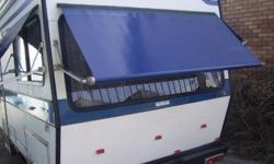 I have a immaculate motorhome on offer, body and motor