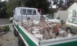 We remove all sorts of rubble @ low costs. We