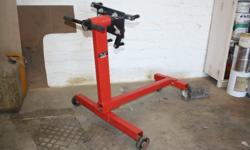 I HAVE A MOBIE - JACK ENGINE STAND TO SELL