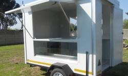 Mobile Trailers - Light and easy to towPrices ranging