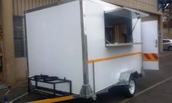 Component Filled Mobile Kitchens For Sale For Sale In