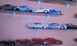 Beskrywing For sale: Collection of about 52 Model Cars.