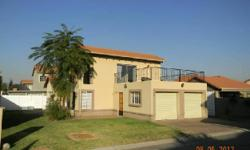 Modern Cluster Offering 3 bedrooms with 2 bathrooms,