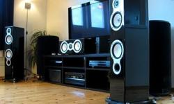 Monitor Audio GS20 Floorstanding speakers plus GSFC