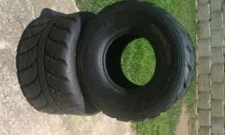 I am selling my motard tyres for Raptor 660 22x10x9. It