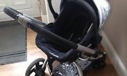 Mothercare Spin travel system. Pram/pushchair and Maxi
