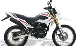 The awesome MotoMia Terra x 250cc, fast becoming one of