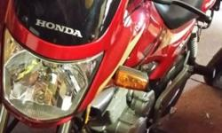 Honda 125cc EStorm, as good as new. 1807km on the