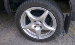 "Beskrywing TSW RIMS 4 X ""15"" FOR SALE GOOD CONDITION"