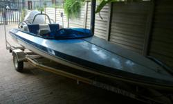 Beskrywing My skiboat with all cert ready for fun to
