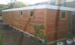 2mx2m,3mx3m,6mx4m Wooden Wendy's Log Cabins,Treated