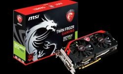 Item: MSI GTX780 Gaming Warranty: Yes. Till Mar 2017
