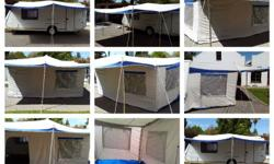 THIS IS AN AFTER MARKET - MANUFACTURED TENT FOR A