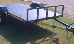 MULTIPURPOSE / BIKE / QUAD TRAILER FOR SALE   New with