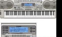 Casio and Yamaha keyboards services and repairs at